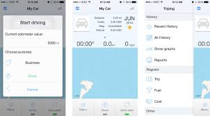 car mile tracker best mileage tracking apps for iphone mileage log auto