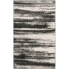 safavieh retro dark grey light grey 9 ft x 12 ft area rug ret2693 8479 9 the home depot