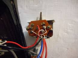 washburn mercury ii series refurbishment muon hunter project beta so i gave the parts a good clean the good old wd 40 i love these well made mechanical parts and the ton of chrome the potentiometers and the jack are