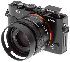 sony rx1. the sony cyber-shot dsc-rx1 began shipping in u.s. market from december 2012. pricing is set at around us$2,800 for camera with battery, ac adapter, rx1