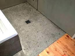 concrete shower floor shower pan cement concrete shower floors concrete shower floor google search best paint concrete shower floor