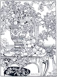 Small Picture Elegant Art Coloring Pages 90 With Additional Free Colouring Pages