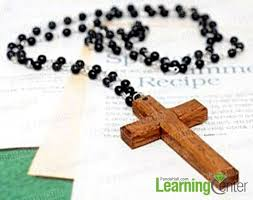 how to make a wooden cross necklace