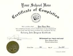 High School Diploma Tificate Template College Templates For