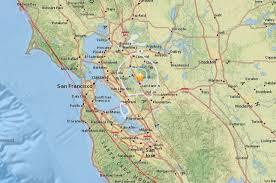 Magnitude 3 3 Earthquake Strikes Near Danville Ca Sfgate