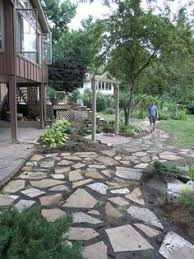 loose flagstone patio. Flagstone Patio   Outdoors Pinterest Patio, And Patios Loose