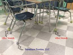 Kitchen Chair Floor Protectors Furniture Footies Llc Chair Glide Precut Tennis Balls Chair
