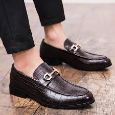 yealon shoes for men leather shoes man leather shoes leather fashion genuine leather men classic black