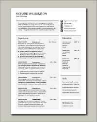 A good way to start is to be sure to. Web Developer Resume Example Cv Designer Template Development Jobs Website Internet