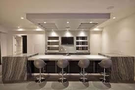 Modern Basement Wet Bar Exterior Modern Basement Wet Bar Design - Simple basement wet bar