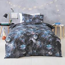galactic quilt cover set