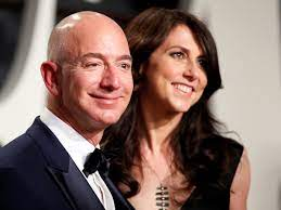 Amazon's Jeff Bezos pays out $38bn in ...