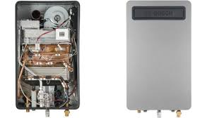 bosch tankless hot water heater. Contemporary Heater Bosch Launches New Line Of Gas Condensing Tankless Water Heaters Throughout Hot Heater T
