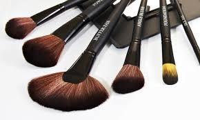 beauté basics 24 piece makeup brush set 29 99 for a beauté basics 24