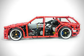 Lego Technic Drift Wagon Hiconsumption