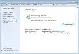 How To Update Windows 7 The Fix For Windows Update Hanging On Windows 7 Jeds