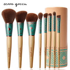 cerro qreen leather barrel set lady bohemia 8 pcs