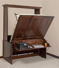 office bed. Vertical Murphy Wall Bed And Desk Desks Bedrooms In Office Design 14