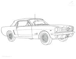 old ford mustang car coloring pages printable of trucks and cars full size