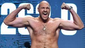 Boxen: Tyson Fury poltert gegen Anthony ...