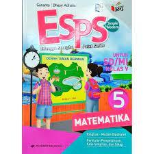 Kunci Jawaban Esps Matematika Kelas 5 Mata Pelajaran