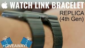 REVIEW: Apple <b>Watch</b> Metal Link <b>Bracelet</b> for Series 3, 2, and 1 ...