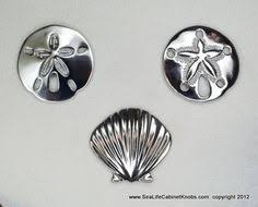 Carol Beach Knobs Trendy decorative kitchen cabinet knobs, pulls ...