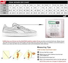 Puma Shoe Size Chart Us 153 58 22 Off Original New Arrival Puma Suede Platform Bling Womens Skateboarding Shoes Sneakers In Skateboarding From Sports Entertainment On