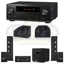 pioneer home speakers. pioneer elite vsx-lx101 andrew jones speaker bundle home speakers