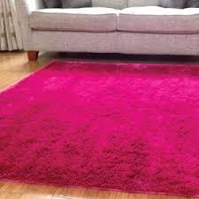 pink bedroom rug photo - 6