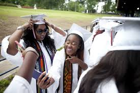 Reservoir High School Class of 2015 Graduation - Chicago Tribune