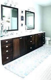 bathroom rug runner washable long rugs bath extra designs home design center chicago skokie il