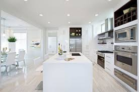 modern white kitchens. Check Out 30 Contemporary White Kitchens Ideas. Bright, Cheery And Timeless, Remains The Kitchen Color Of Choice. Modern D
