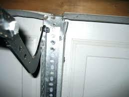garage door reinforcement bracket medium size of garage door reinforcement bracket sears doors shocking image outstanding