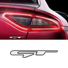 Kia Stinger Sequential Lights Us 4 07 49 Off For Kia Optima K5 Gt Line Stinger Gt Stereo 3d Car Sticker Styling Emblem Badge Sticker Size Rear Tail Trunk Decorative Stickers In