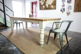French Country Kitchen Table French Country Table Farmhouse Tables In Kitchen Table And