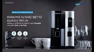 Review - Máy lọc nước cho gia đình ChungHo Tiny 500 CHP-3931D - YouTube