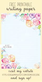 best writing paper printables images   printable writing paper available as a when you become a member at my website