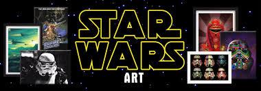 stormtrooper pop art star wars canvas prints