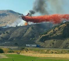 Idaho Fire Information July 2016
