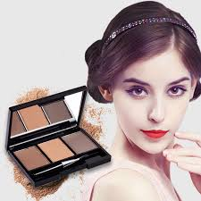Detail Feedback Questions about <b>3 Color Eyebrow Powder</b> Palette ...