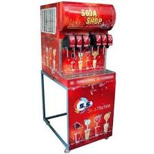 Buy Drink Vending Machine Best Automatic Soda Dispenser Machine सोडा डिस्पेंसर