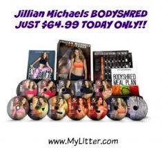 do you have a fitness goal for 2016 have you ever done a jillian michaels workout today only amazon is offering the jillian michaels bodyshred workout