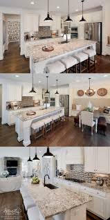 Of White Kitchens 17 Best Ideas About Rustic White Kitchens On Pinterest Kitchens