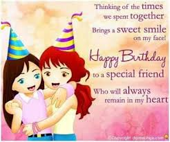 Birthday Wishes For Best Friend Female Quotes Impressive Birthday Wishes For Best Friend Female Httpishesquotez