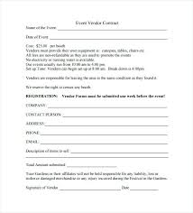 Photography Contract Template Wedding Vendor – Mklaw