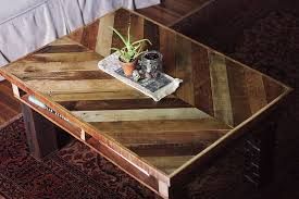 turning pallets into furniture. DIY Pallet Coffee Table The Merrythought With Regard To Tables Made Out Of Pallets Plans 13 Turning Into Furniture E
