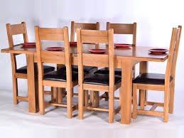 oak dining table set oak dining room table sets decor references extending oak dining table and