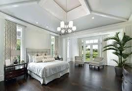 Living Room With Dark Wood Floors Modern Sofas Living Room