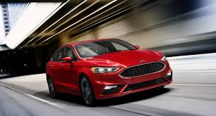 Ford Fusion Coupe Redesign Carstuneup Carstuneup - Ford fusion exterior colors